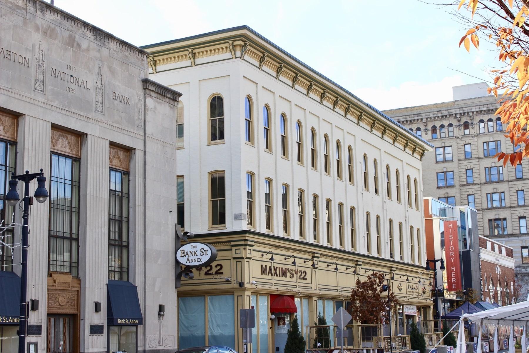 Pomeroy Building